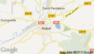 Plan de Autun