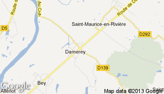 Plan de Damerey
