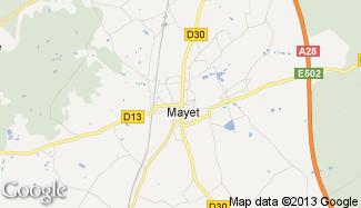 Plan de Mayet