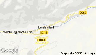 Plan de Lanslevillard