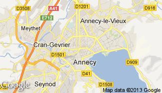 Plan de Annecy
