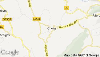 Plan de Choisy