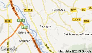 Plan de Faucigny