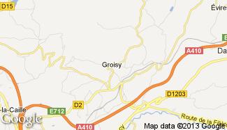 Plan de Groisy
