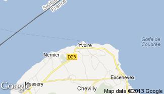 Plan de Yvoire