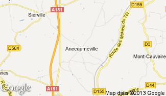 Plan de Anceaumeville