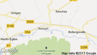 Plan de Ancourt