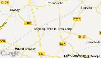 Plan de Anglesqueville-la-Bras-Long