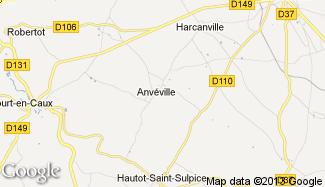 Plan de Anvéville
