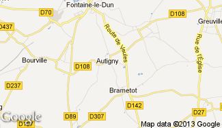 Plan de Autigny