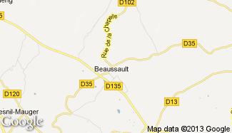 Plan de Beaussault