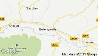 Plan de Bellengreville