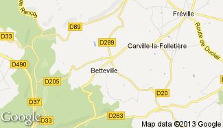 Plan de Betteville