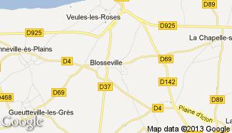 Plan de Blosseville
