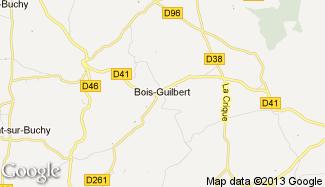 Plan de Bois-Guilbert