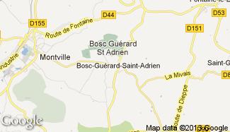 Plan de Bosc-Guérard-Saint-Adrien