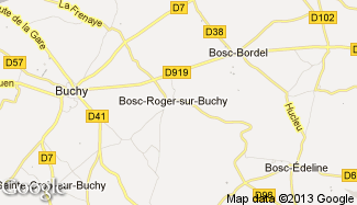 Plan de Bosc-Roger-sur-Buchy