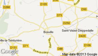 Plan de Bosville