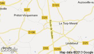Plan de Boudeville