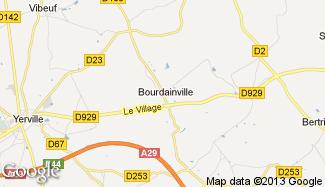Plan de Bourdainville