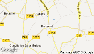 Plan de Brametot