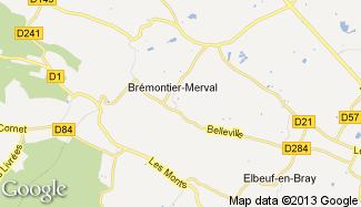 Plan de Brémontier-Merval