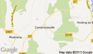 Plan de Campneuseville