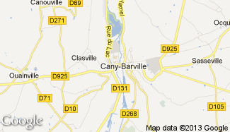 Plan de Cany-Barville