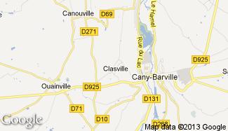 Plan de Clasville