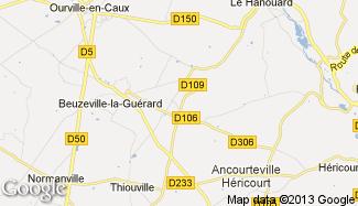 Plan de Cleuville