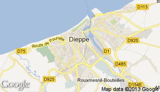 Plan de Dieppe
