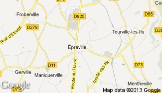 Plan de Épreville