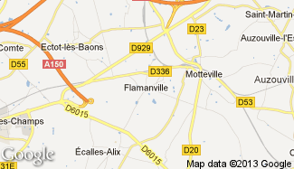 Plan de Flamanville