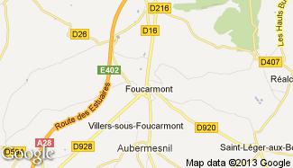 Plan de Foucarmont