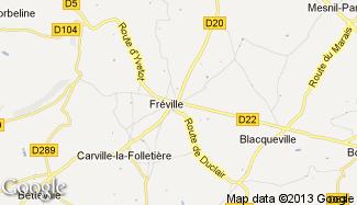 Plan de Fréville