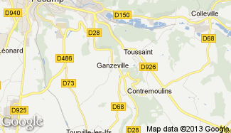 Plan de Ganzeville
