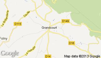 Plan de Grandcourt