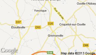 Plan de Grémonville