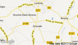 Plan de Greuville