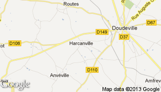 Plan de Harcanville