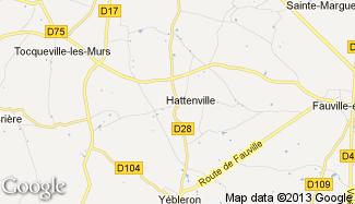Plan de Hattenville
