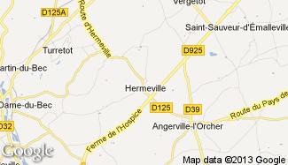 Plan de Hermeville