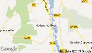 Plan de Hodeng-au-Bosc