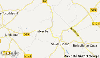 Plan de Imbleville