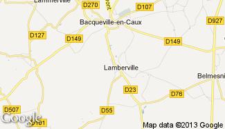 Plan de Lamberville