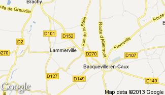 Plan de Lammerville