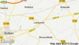 Plan de Lanquetot