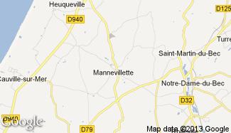 Plan de Mannevillette