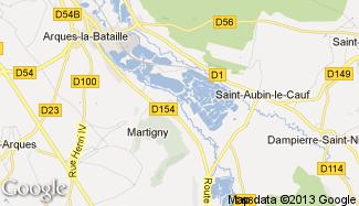 Plan de Martigny