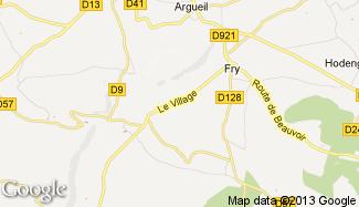 Plan de Le Mesnil-Lieubray